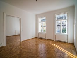 Wohnungssanierung Top 12, Spittelauer Platz 8, 1090 Wien
