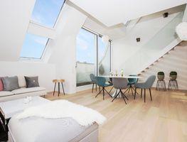 Dachgeschoßausbau Top 25, Freundgasse 10, 1040 Wien - © Carlsson Homestaging