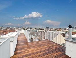 Dachgeschoßausbau Top 24, Freundgasse 10, 1040 Wien - © Fotografin: Tina Herzl