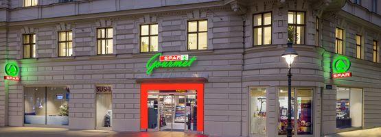 SPAR Gourmet, Schwarzenbergplatz 16, 1010 Wien