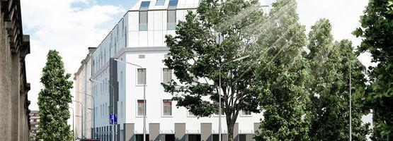 Errichtung Wohnhaus, Brunngasse 26-28, 3100 St. Pölten